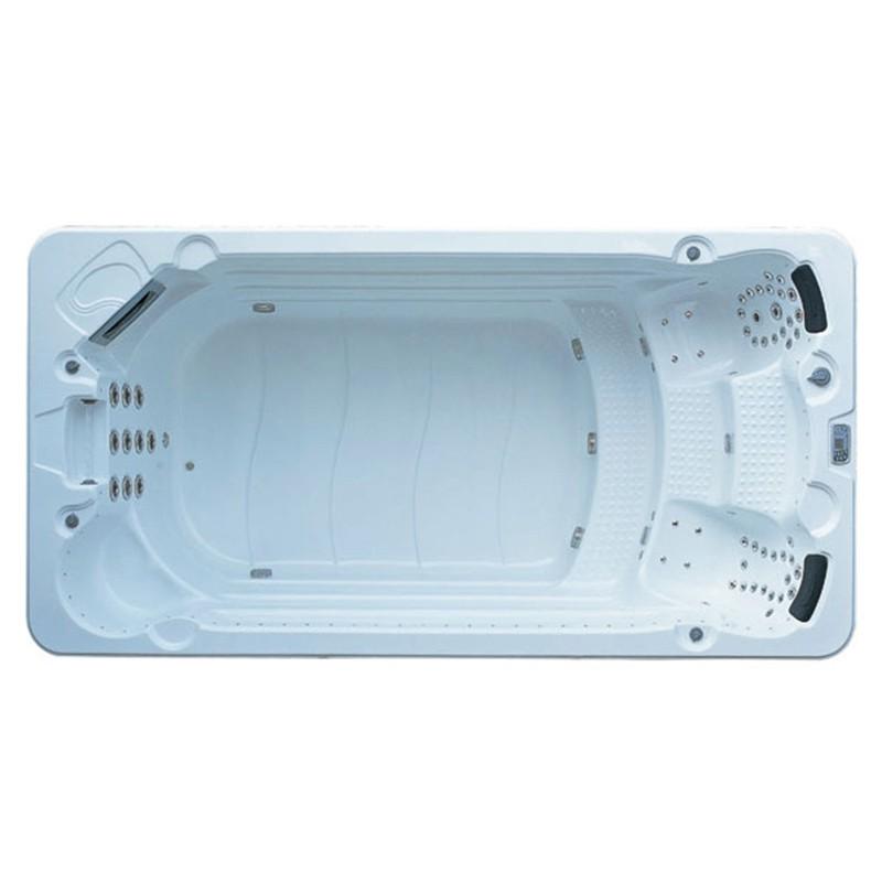 Spa nage contre courant antibes bain et confort - Spa de nage pas cher ...