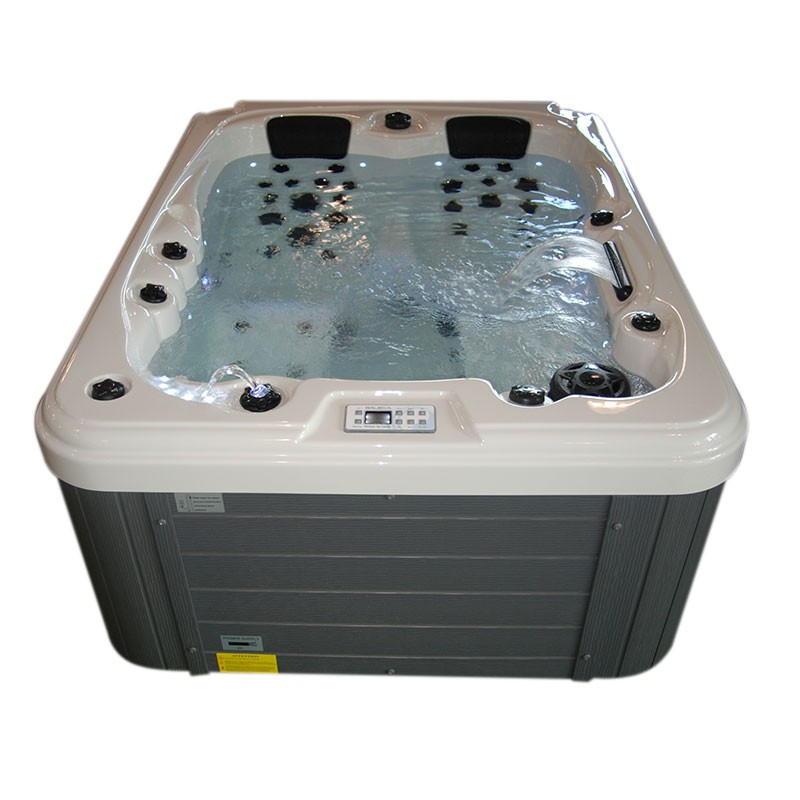 Spa jacuzzi jade 3 places bain et confort - Destockage spa jacuzzi ...