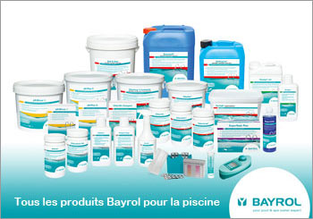 Traitement piscine Bayrol