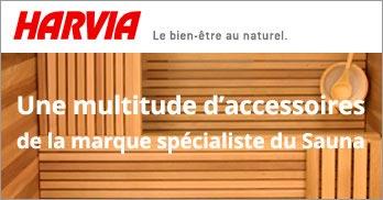 produits harvia sauna