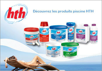 Traitement piscine HTH