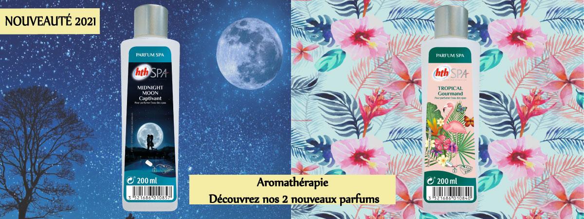 aromathérapie hth parfum nouveau