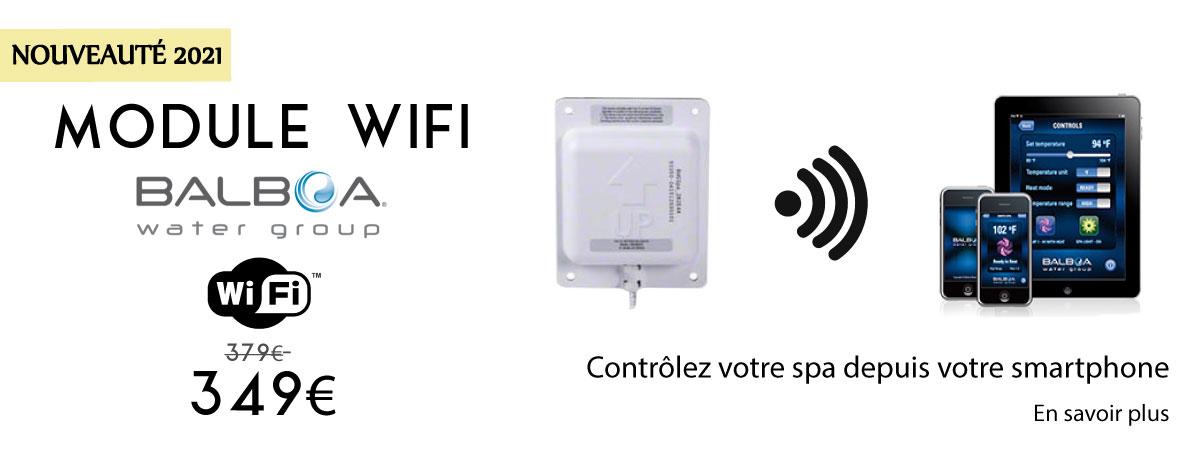 Module wifi balboa