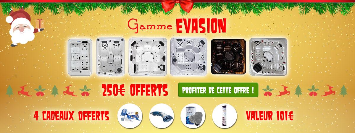 Offres Noël spa Evasion