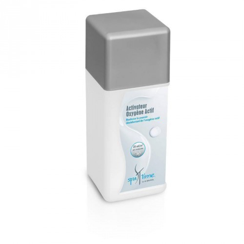 activateur d'oxygène actif spa time bayrol