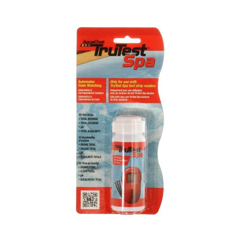 AquaChek TruTest Spa - Recharge 50 bandelettes