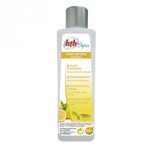 aromathérapie fleur d'agrumes