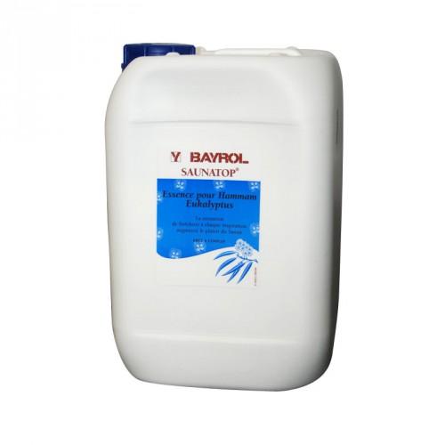 bayrol saunatop - aromathérapie eucalyptus pour sauna et hammam 6 litres