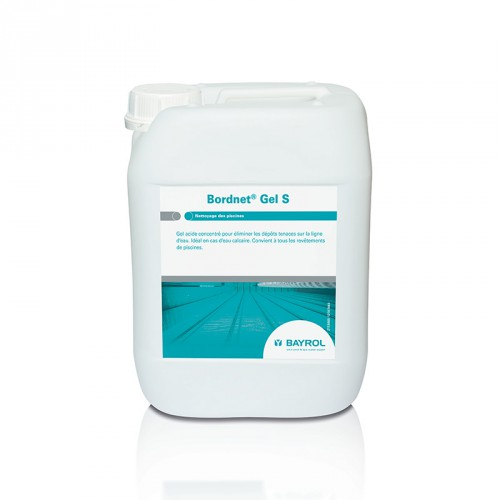 Bordnet Gel S - 10kg - Bayrol