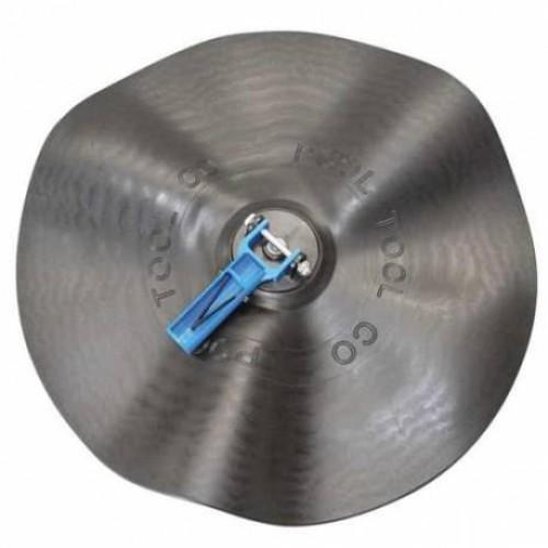Disque caoutchouc crochet pour bonde de fond - 45.8cm