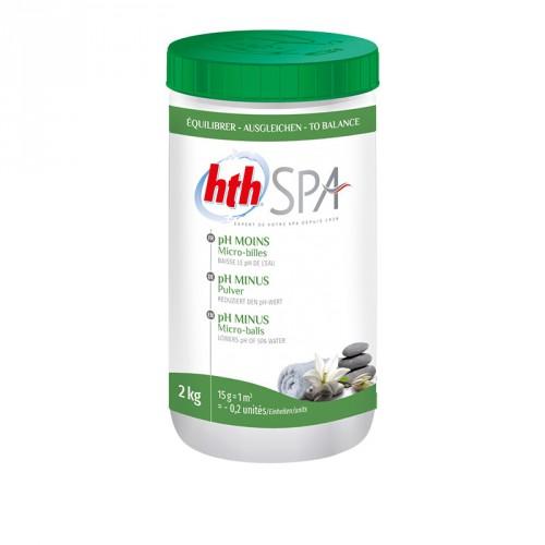 hth spa stabilisateur de ph moins