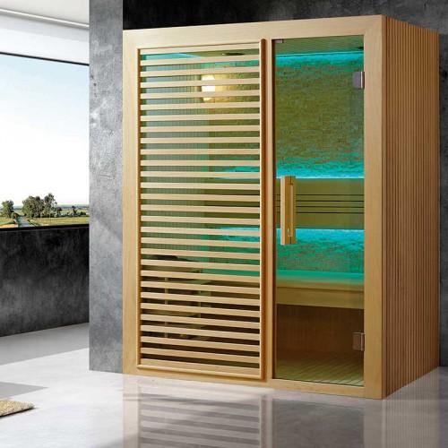 Sauna traditionnel Intimo situation