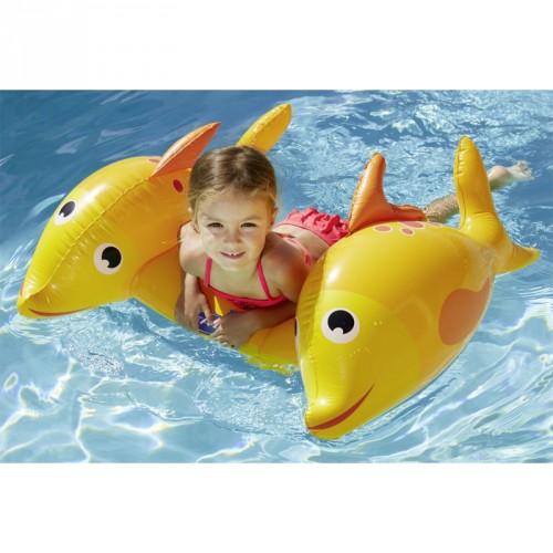 Surf poisson gonflable - Kerlis ambiance