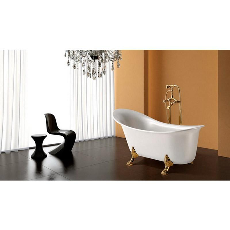 baignoire îlot amor en savoir plus baignoire de luxe blanc nacré au ...