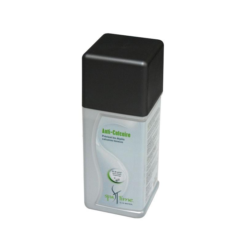 Spa time anti calcaire 1l bayrol nettoyant for Produit anti calcaire
