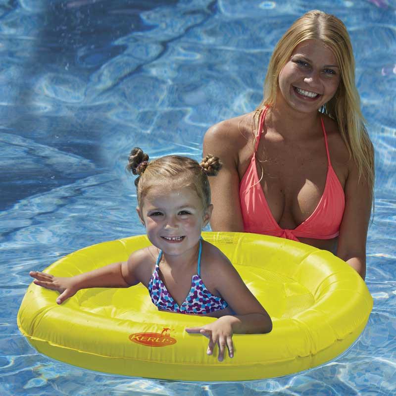 Si ge b b flottant kerlis jeux d 39 eau de piscine for Siege flottant pour piscine