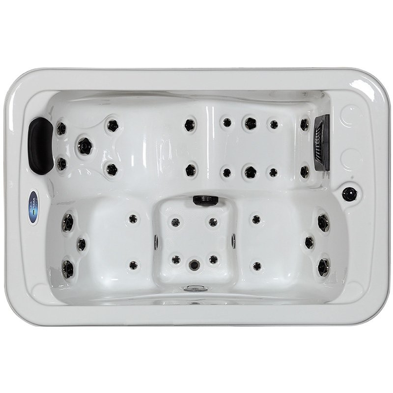 spa ibis 3 places gamme evasion bain et confort. Black Bedroom Furniture Sets. Home Design Ideas