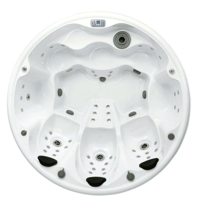 spa majestic 8 places gamme sunazur bain et confort. Black Bedroom Furniture Sets. Home Design Ideas