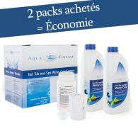 Aquafinesse 2 packs