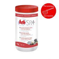 HTH spa Flash désinfection au chlore