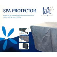 Housse de spa pour hivernage 220x220x85cm - Spa Life