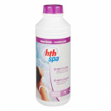 hth traitement anti écume