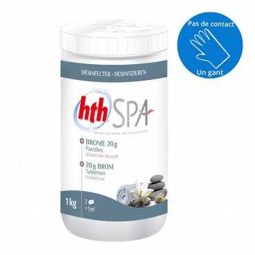 HTH Spa brome pastille - 1kg - 2021