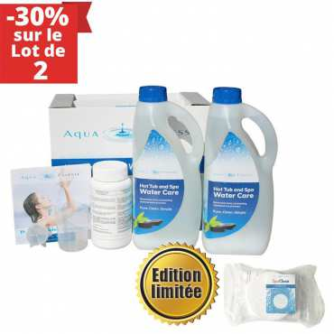 Pack AquaFinesse Promotion