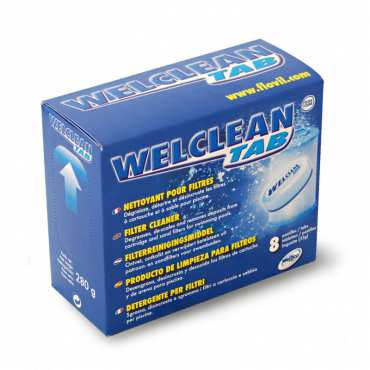 Welclean Tab - 8 pastilles - Weltico