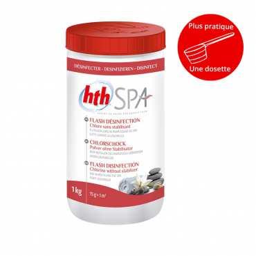 HTH Spa - Flash désinfection - 1kg