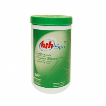 HTH Spa pH plus - Poudre - 1,2kg