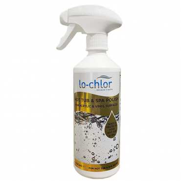 Nettoyant Spa Shield - Lo-chlor