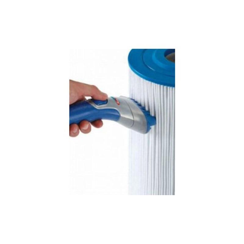 Peigne de nettoyage filtre spa life quipement entretien for Nettoyage filtre piscine