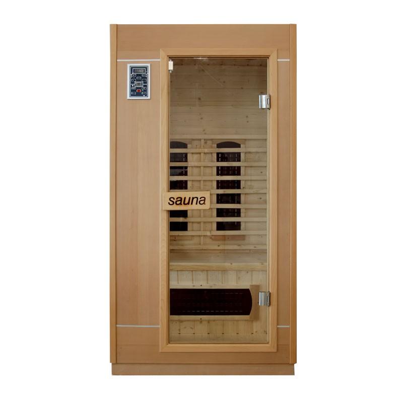 sauna infrarouge ankara 2 places bain et confort. Black Bedroom Furniture Sets. Home Design Ideas