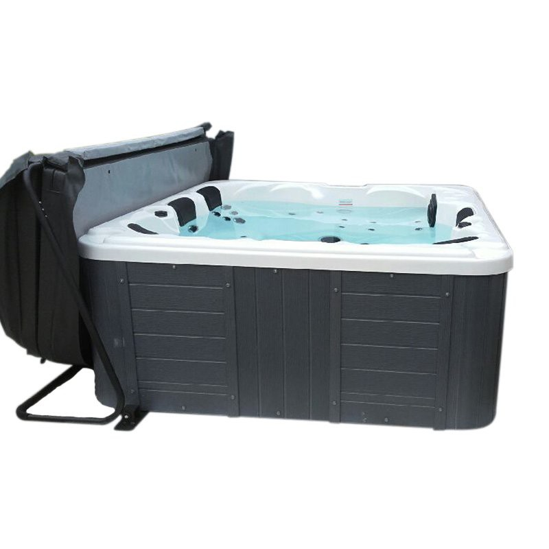 Spa quartz 6 places gamme evasion bain et confort for Alarme piscine linxor jb p 03