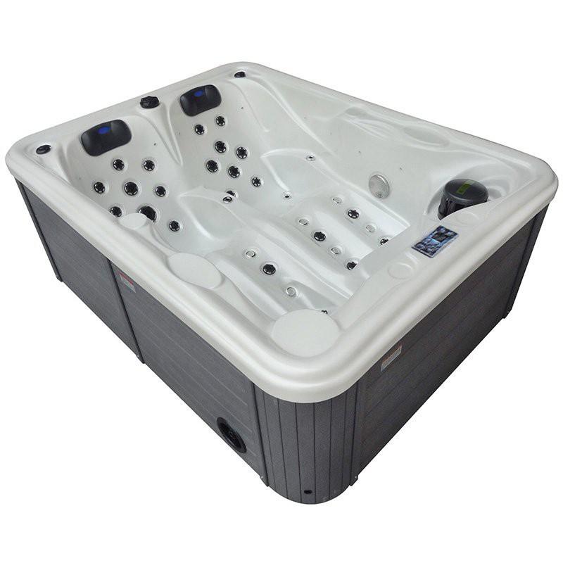 Spa haut de gamme atica 2 places gamme spaln a bain et - Spa gonflable haut de gamme ...