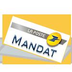 paiement par mandat postal