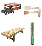 Accessoire sauna