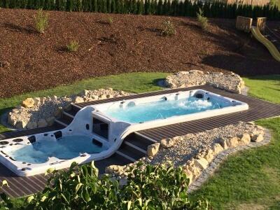 Spa de nage Evasion